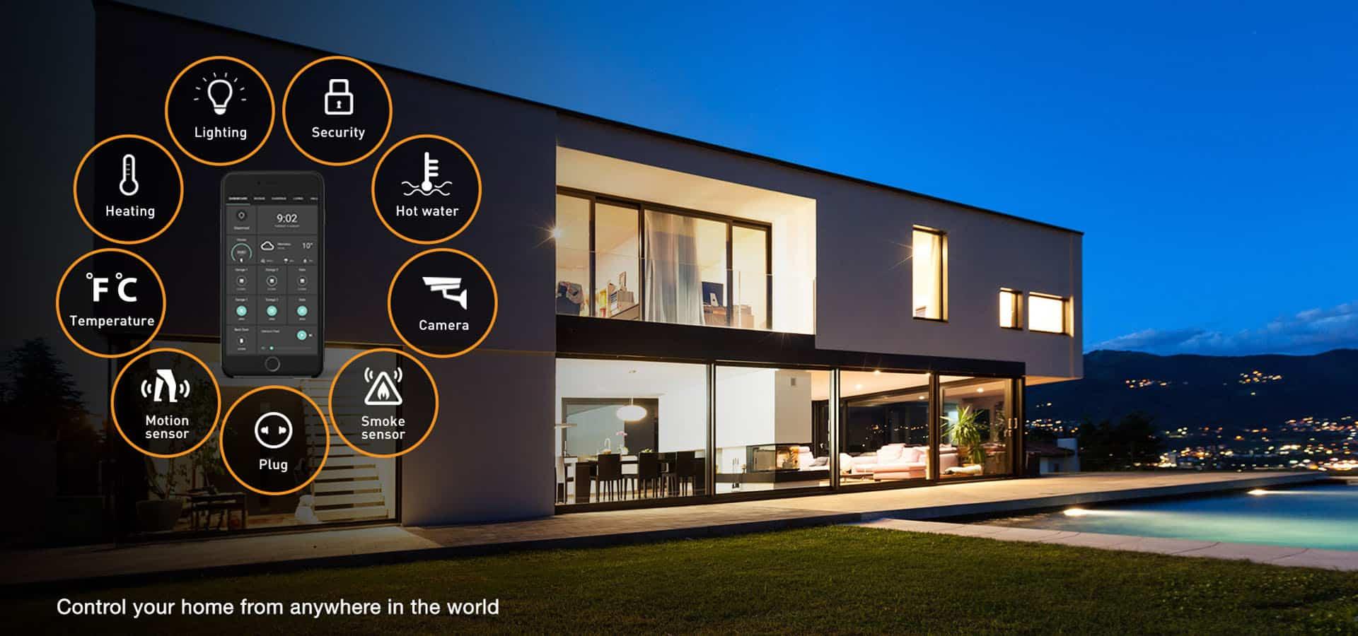 خانه هوشمند کرج
